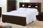 Jessica Queen Bed with Lighting