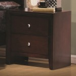 Serenity 2 Drawer Night Stand