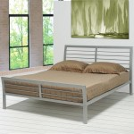 Stoney Creek Queen Iron Bed