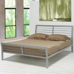 Stoney Creek Queen Iron Bed