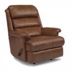 Yukon Leather Flexsteel Recliner