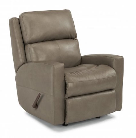Catalina Leather Flexsteel Recliner