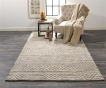 Colton Area Rug: Style 8791F, Brown