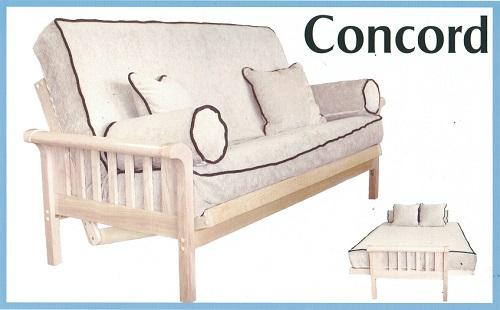 Concord Futon Frame