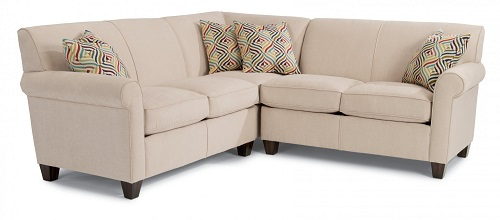 Dana Flexsteel Sectional