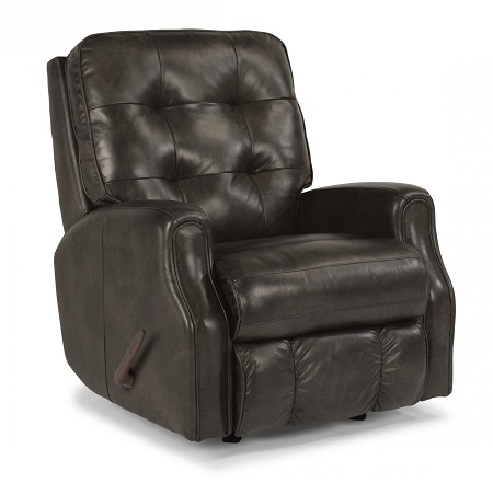 Devon Leather Flexsteel Recliner
