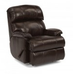Geneva Leather Flexsteel Recliner