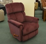 Pinnacle Swivle Recliner