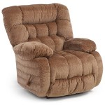 Plusher Best Home Recliner