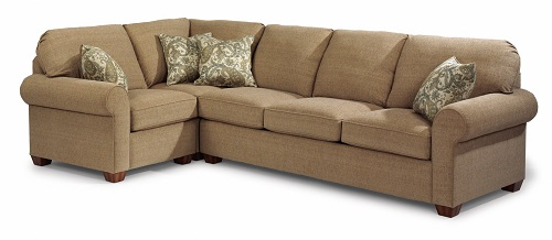 Thornton Flexsteel Sectional
