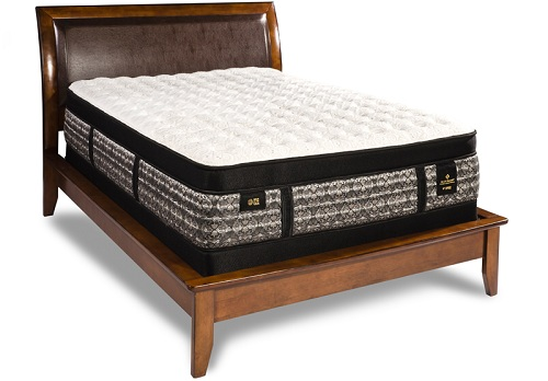 Black Diamond Grandeur Luxury Plush