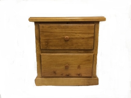 2 Drawer Promo Nightstand Maple